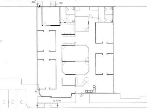 2121 2nd Street #C107 & C108, Davis - Office Floor Plan